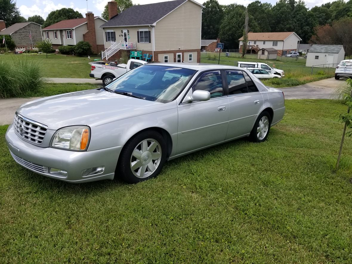 2003 cadillac deville dts sale by owner in lexington nc 27295. Black Bedroom Furniture Sets. Home Design Ideas