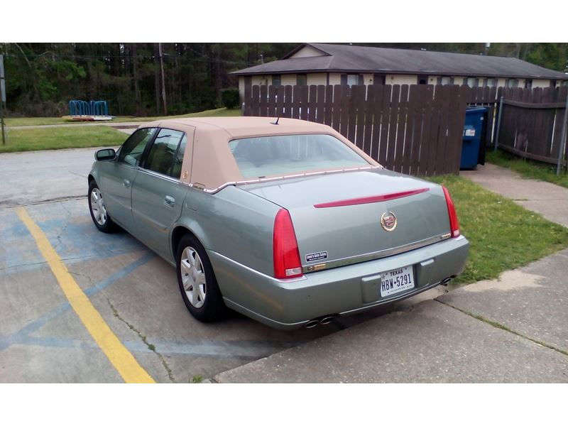 2006 Cadillac Dts For Sale By Owner In Carthage Tx 75633