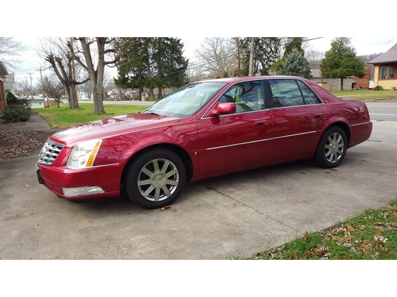 2007 Cadillac Dts For Sale By Owner In South Point Oh 45680