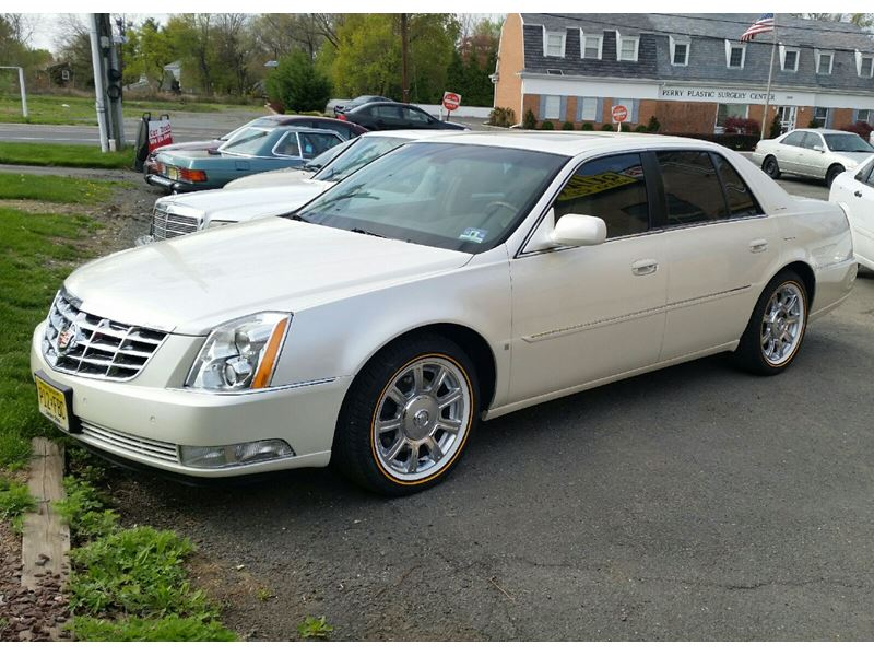 2007 cadillac dts for sale by owner in franklin park nj 08823. Black Bedroom Furniture Sets. Home Design Ideas