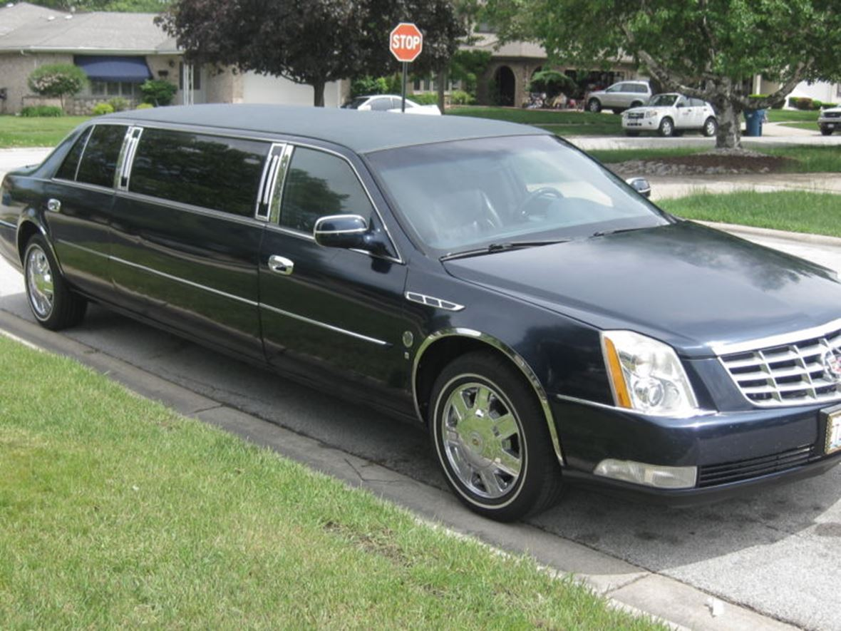 2007 Cadillac DTS for sale by owner in Wayne City