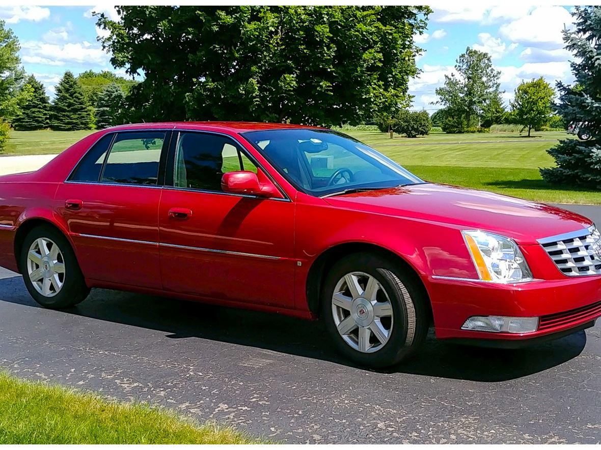 2007 Cadillac DTS for sale by owner in Roselle