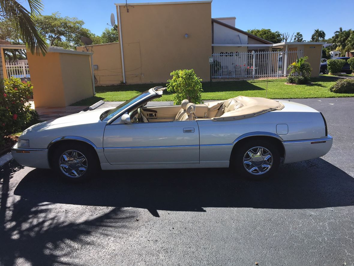 1996 Cadillac Eldorado For By Owner In Miami