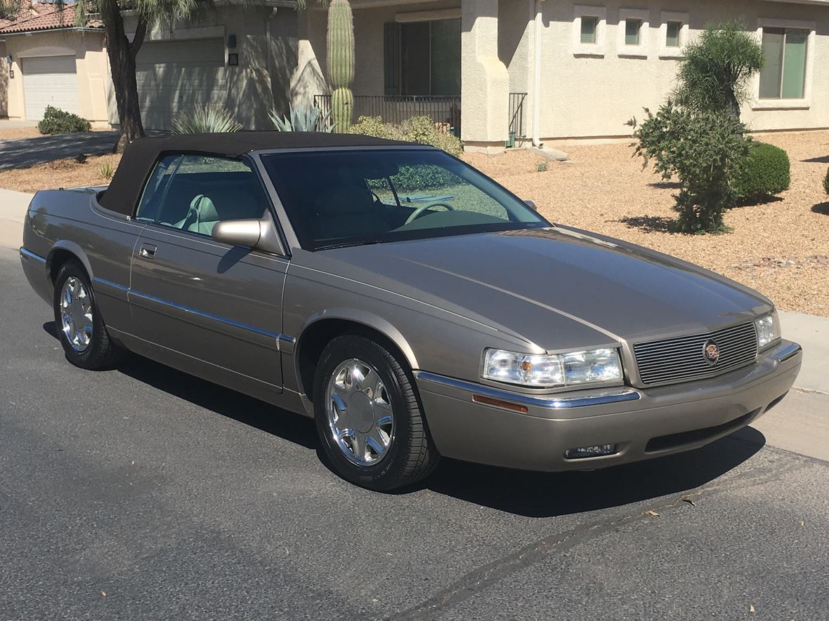 2000 Cadillac Eldorado for sale by owner in Marana