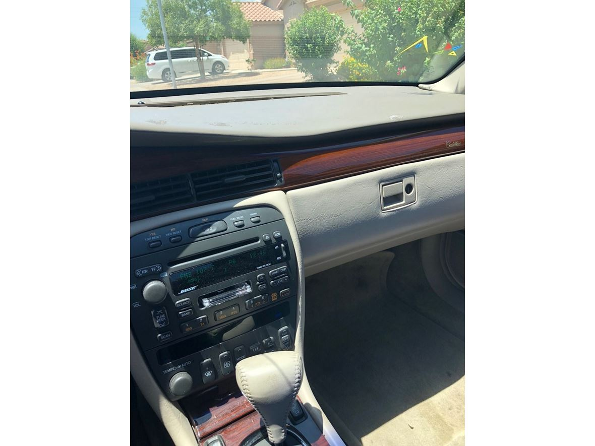 2001 Cadillac Eldorado for sale by owner in Avondale