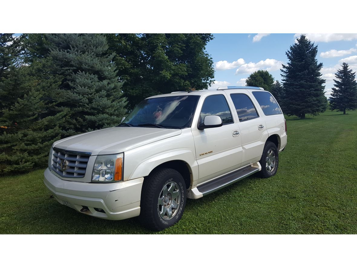 For Sale By Owner Madison Wi >> 2003 Cadillac Escalade For Sale By Owner In Madison Wi 53794 6 200