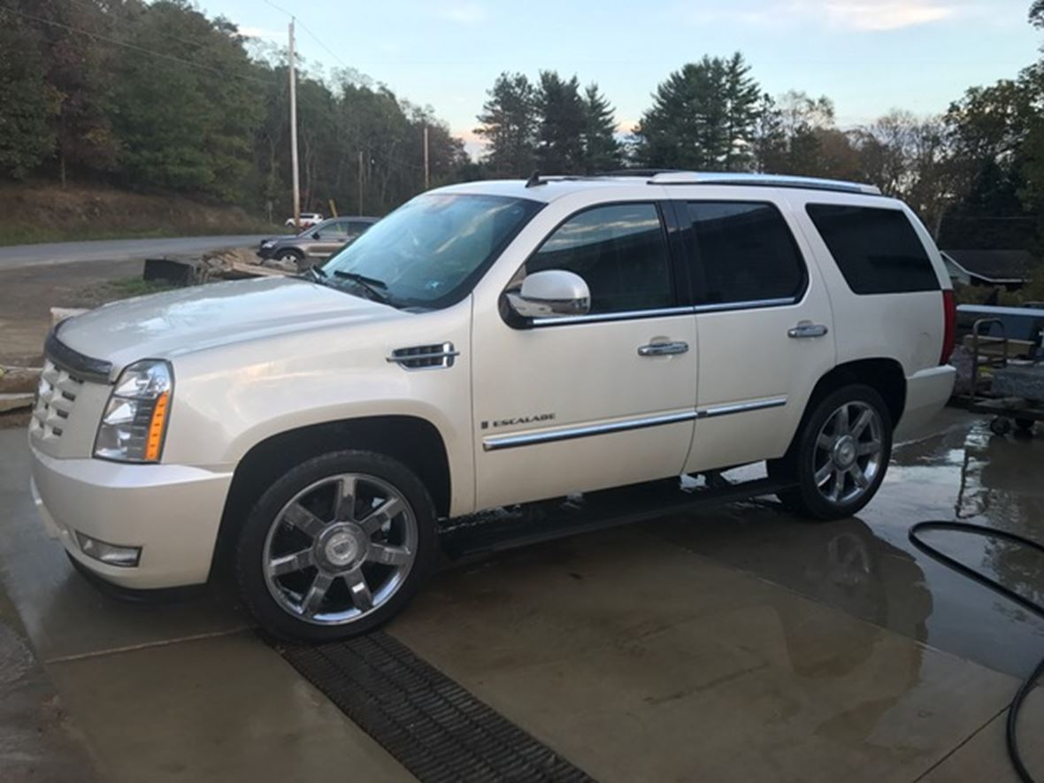 2008 Cadillac Escalade For Sale: 2008 Cadillac Escalade Sale By Owner In Punxsutawney, PA 15767