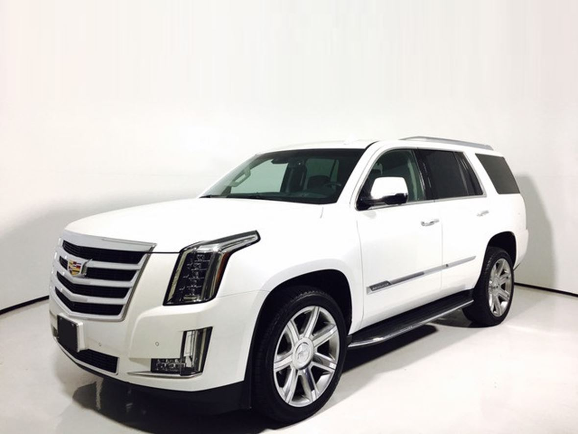 2016 Cadillac Escalade For Sale By Owner In Allentown Pa