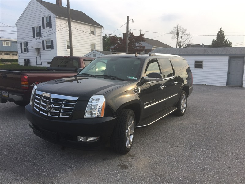 2008 Cadillac Escalade For Sale: 2008 Cadillac Escalade ESV For Sale By Owner In Hanover