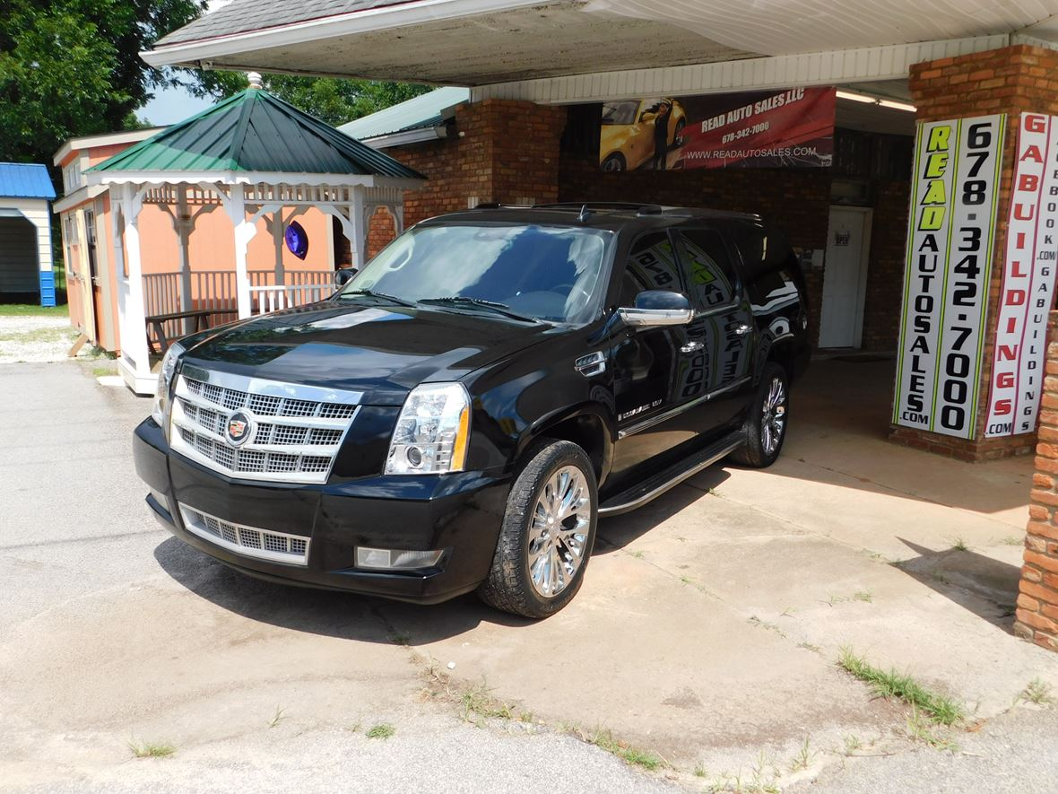 2008 Cadillac Escalade Esv Sale By Owner In Mansfield Ga 30055