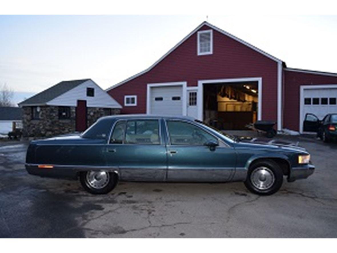 1994 cadillac fleetwood classic car boston ma 02297. Black Bedroom Furniture Sets. Home Design Ideas