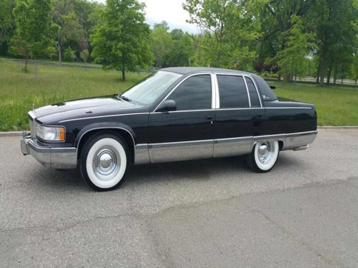 1995 Cadillac Fleetwood >> 1995 Cadillac Fleetwood For Sale By Owner In Livonia Center Ny 14488 2 900