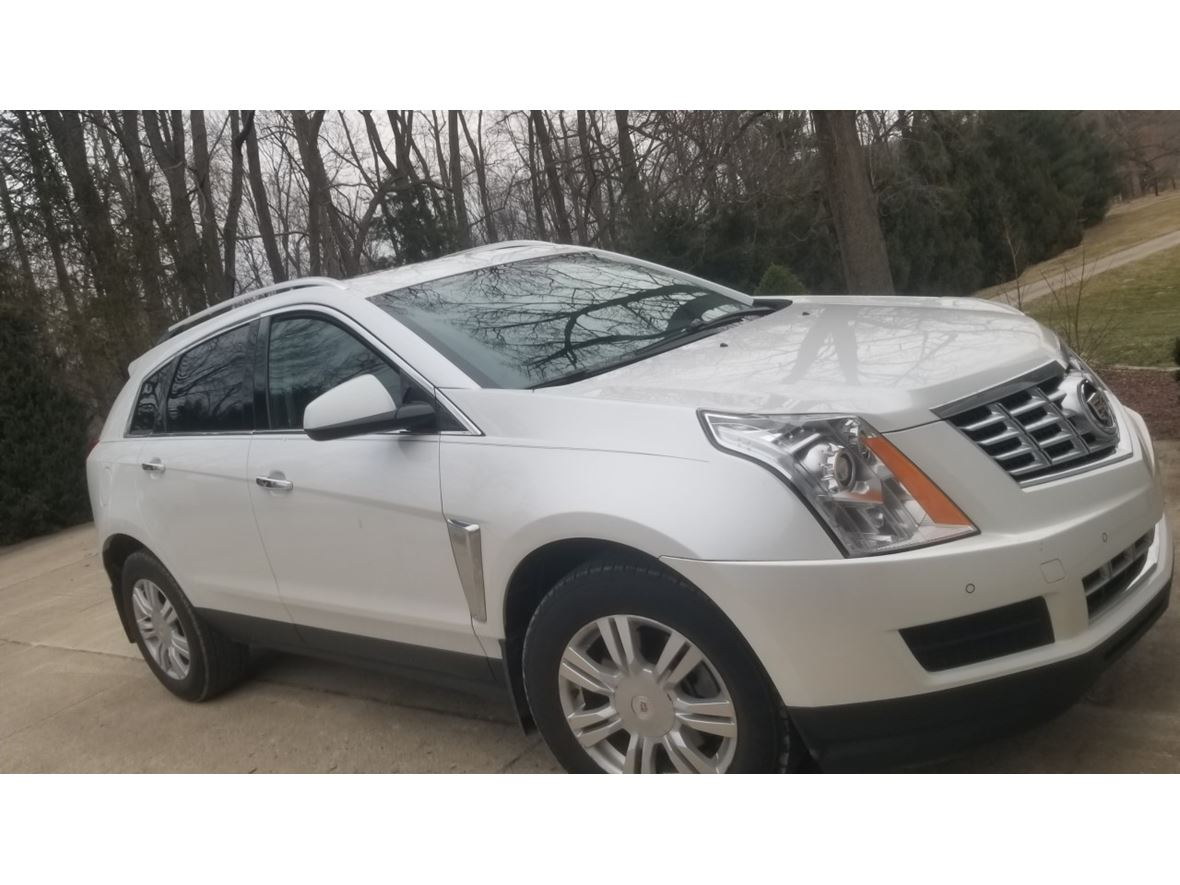 2015 Cadillac SRX for sale by owner in Bedford