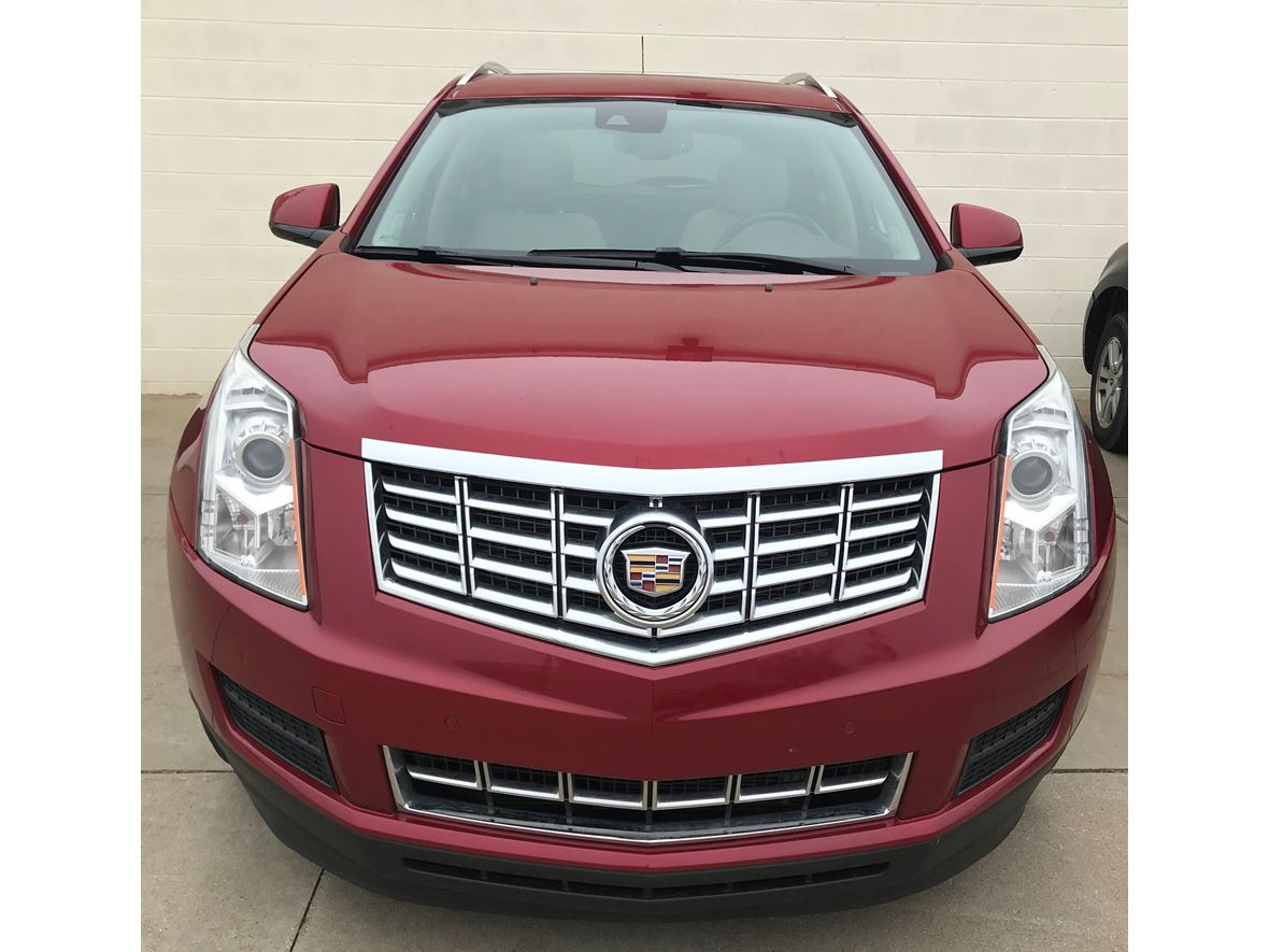 2015 Cadillac SRX for sale by owner in Troy