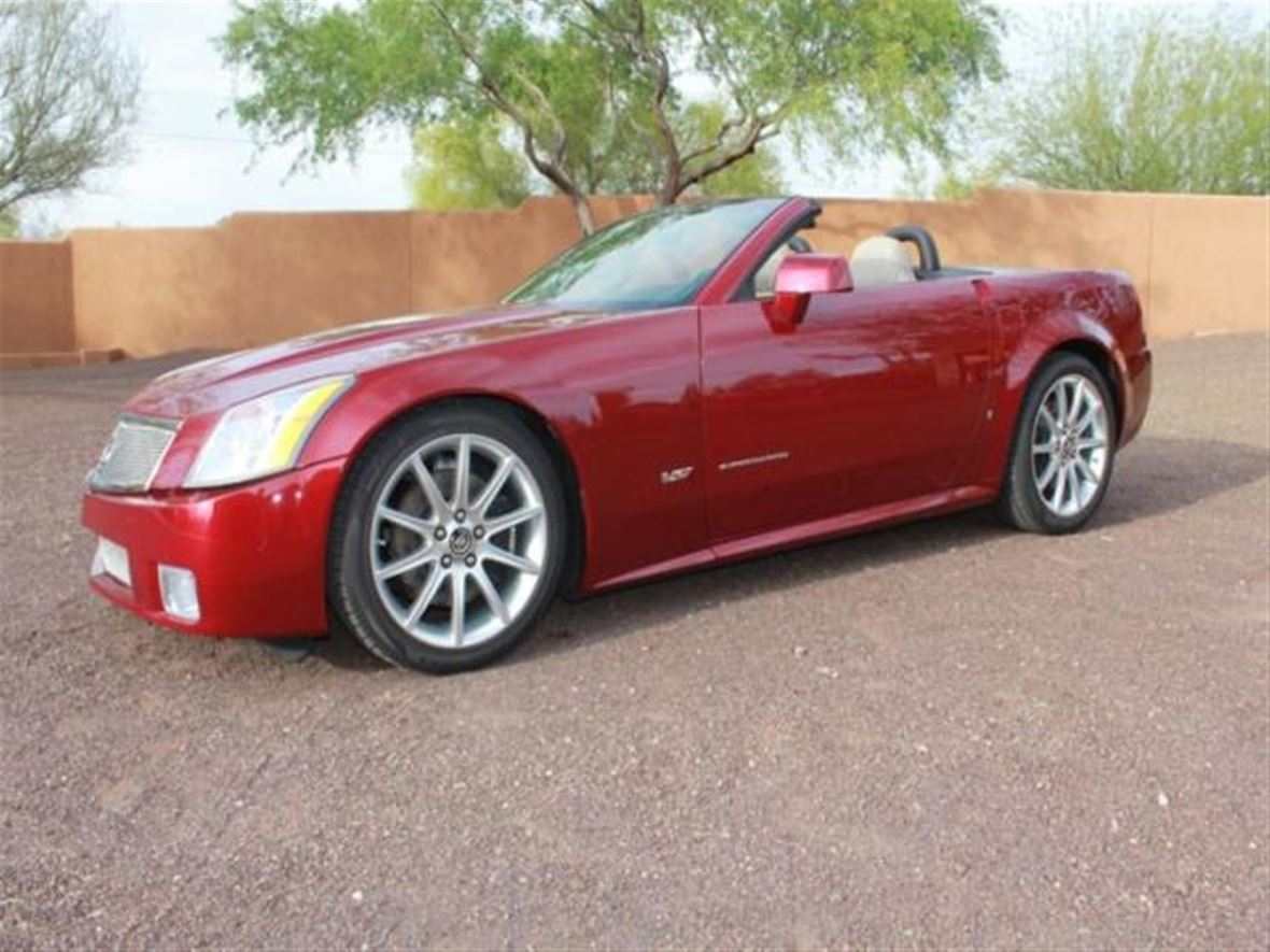 2006 cadillac xlr for sale by owner in sun valley az 86029. Black Bedroom Furniture Sets. Home Design Ideas