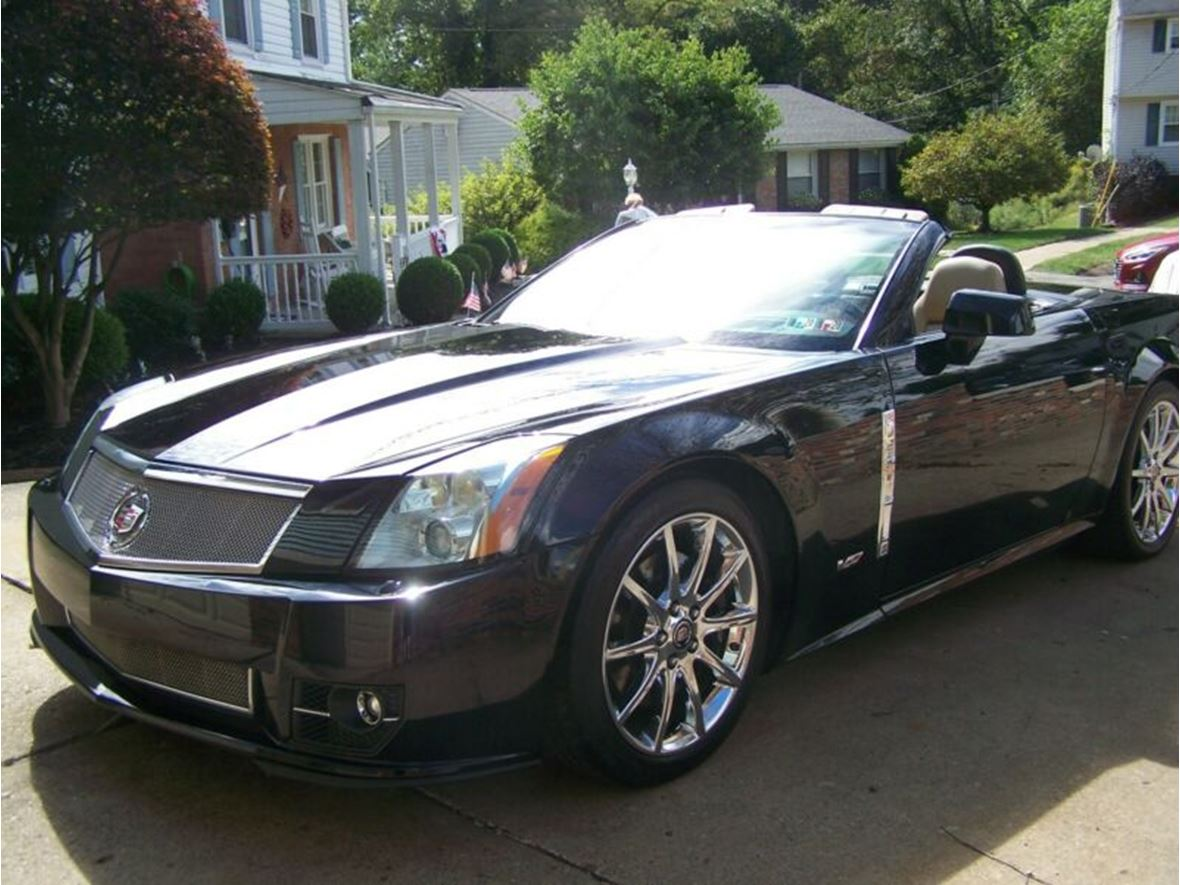 2009 Cadillac XLR for sale by owner in Seneca