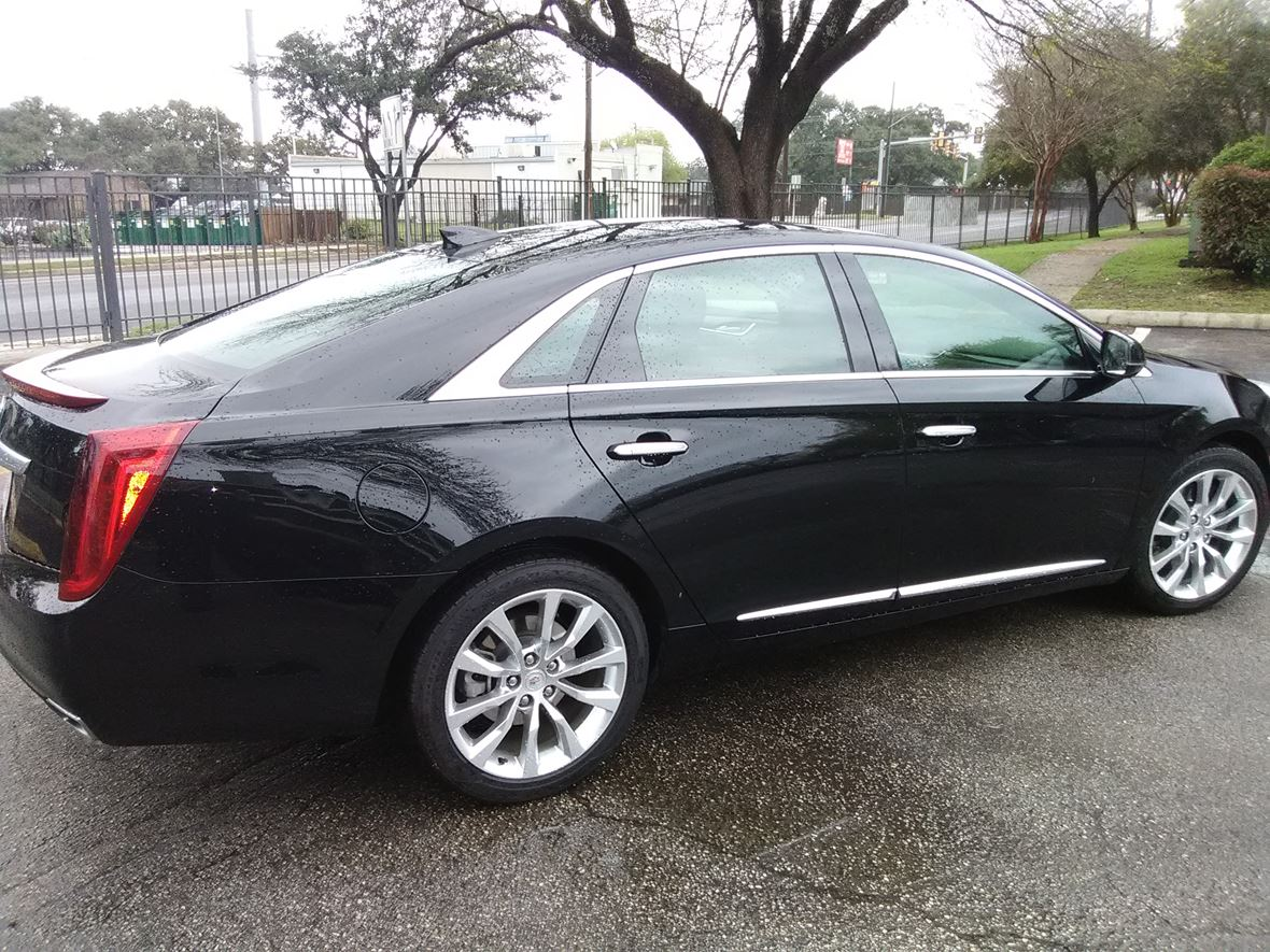 2015 cadillac xts for sale by owner in san antonio tx 78216. Black Bedroom Furniture Sets. Home Design Ideas