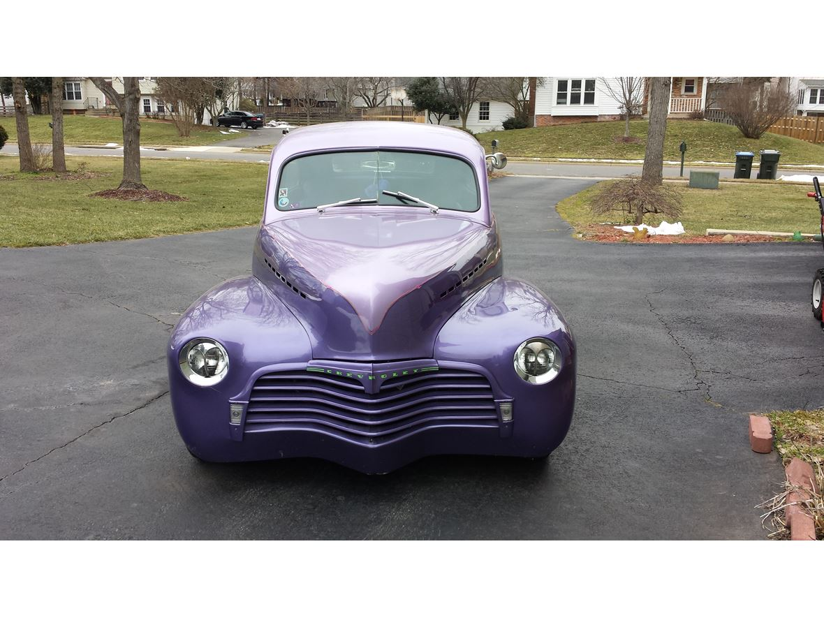 1942 Chevrolet 2 door sad for sale by owner in Chantilly
