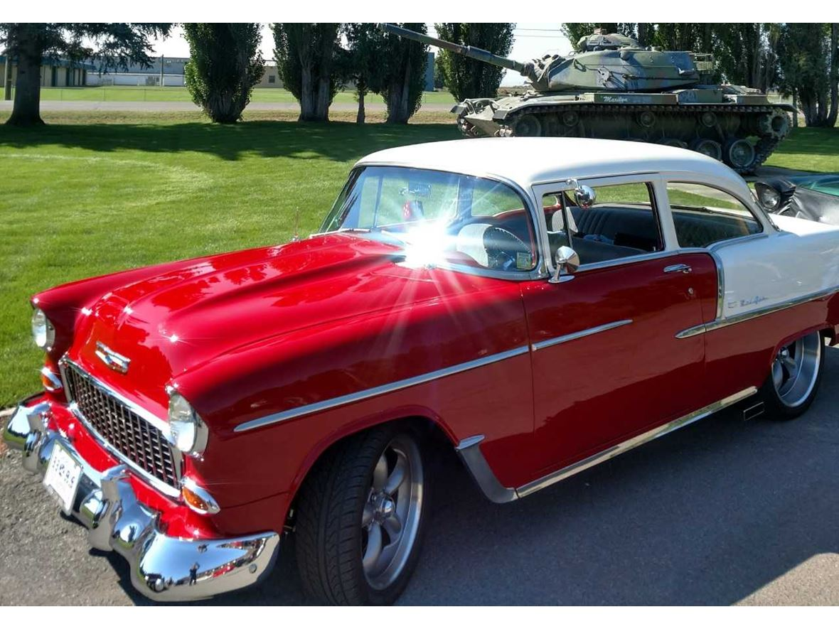 1955 Chevrolet 210 Belair For Sale By Owner In Albuquerque Nm 87120 38 000