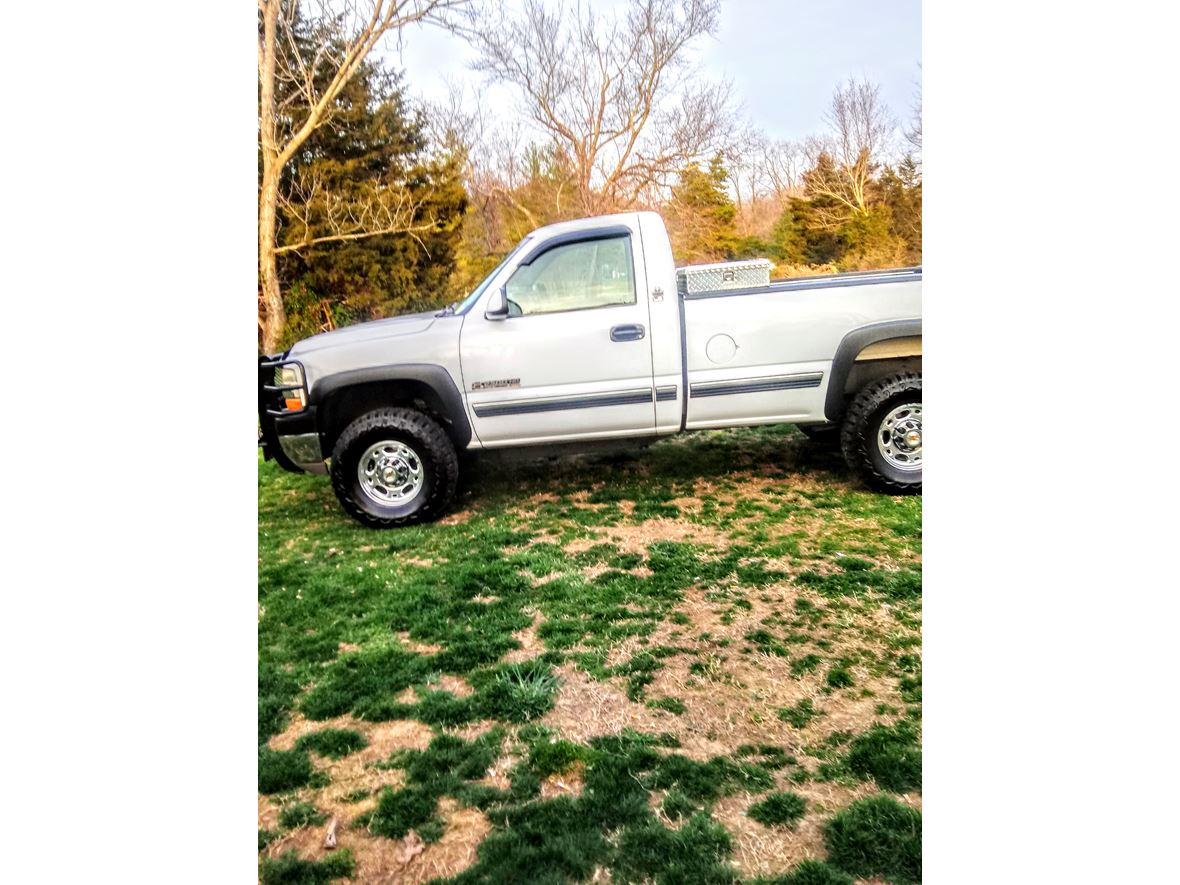 2001 Chevrolet 2500HD 4x4 for sale by owner in Grottoes