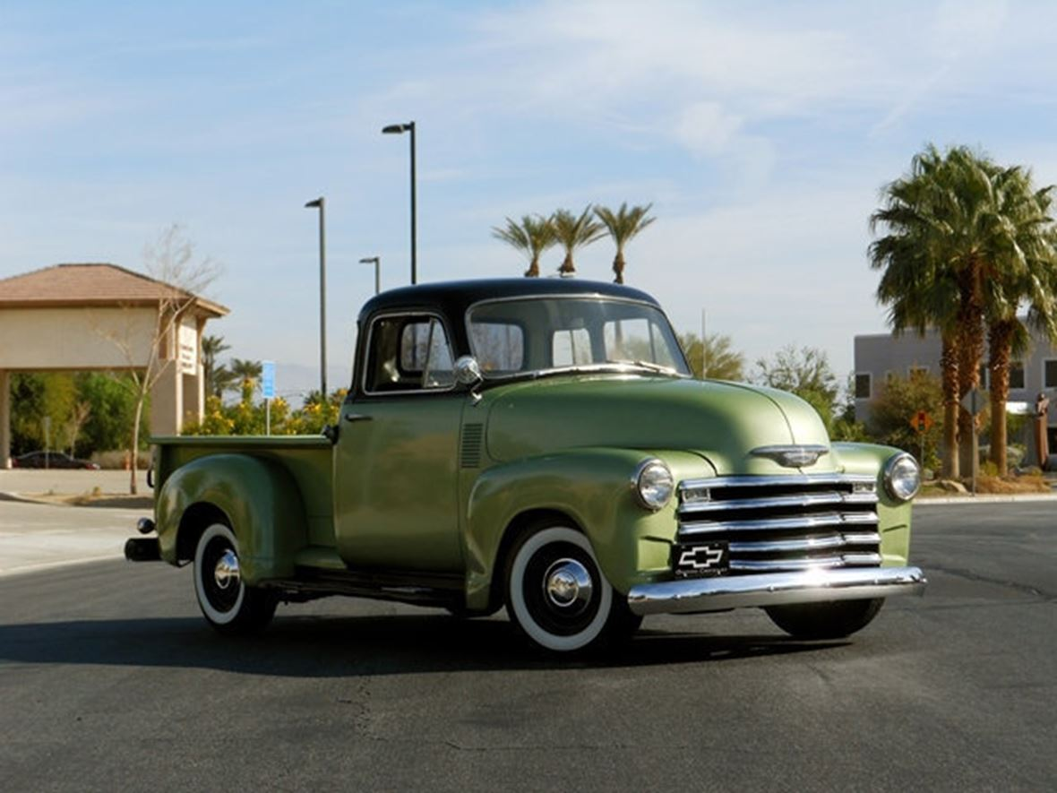 1954 Chevrolet 3100 Antique Car San Diego Ca 92199 Chevy Pick Up Truck For Sale By Owner In