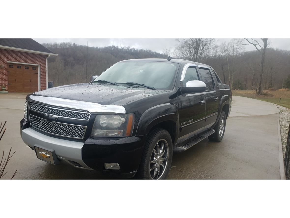 2007 Chevrolet Avalanche for sale by owner in Williamsburg