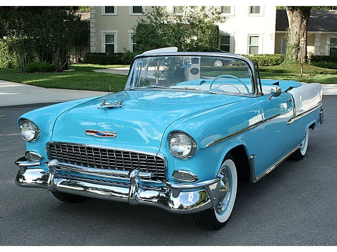 1955 Chevrolet Bel Air For Sale By Owner In Santa Ana Ca 92704 20 199