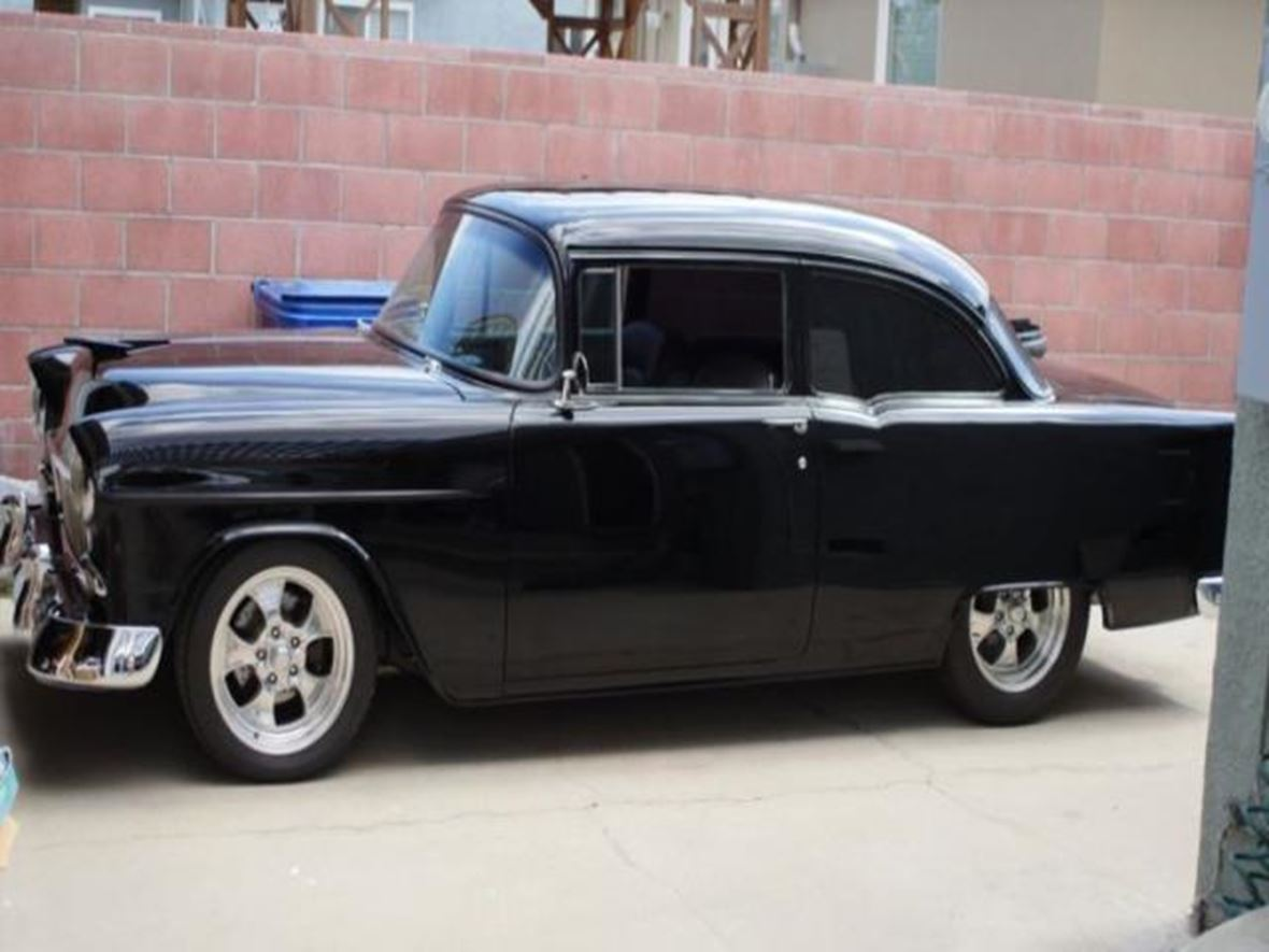 1955 Chevrolet Bel Air For Sale By Owner In Los Angeles Ca 90103 35 000