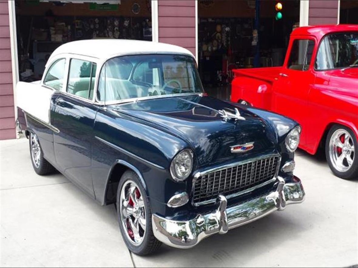 1955 Chevrolet Bel Air For Sale By Owner In Rockville Mn 56369 15 000