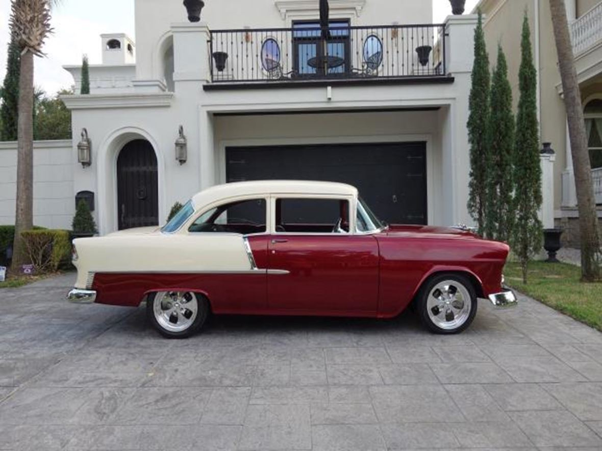 1955 Chevrolet Bel Air For Sale By Owner In Moses Lake Wa 98837 19 000