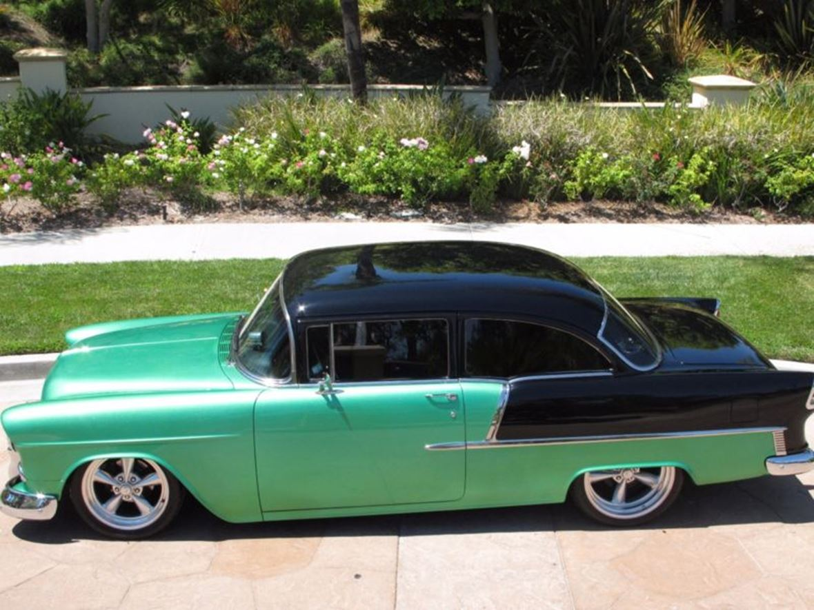 1955 Chevrolet Bel Air for sale by owner in Jacksonville