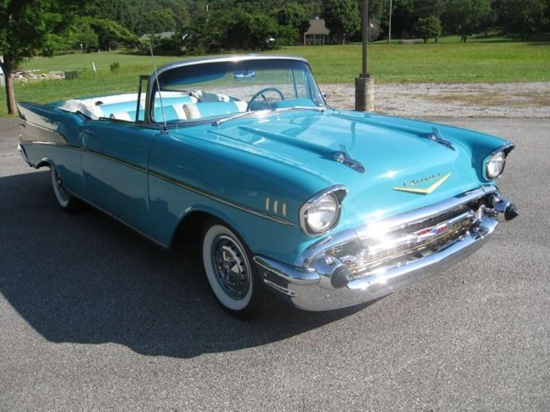 1957 Chevrolet Bel Air for sale by owner in CRUMP