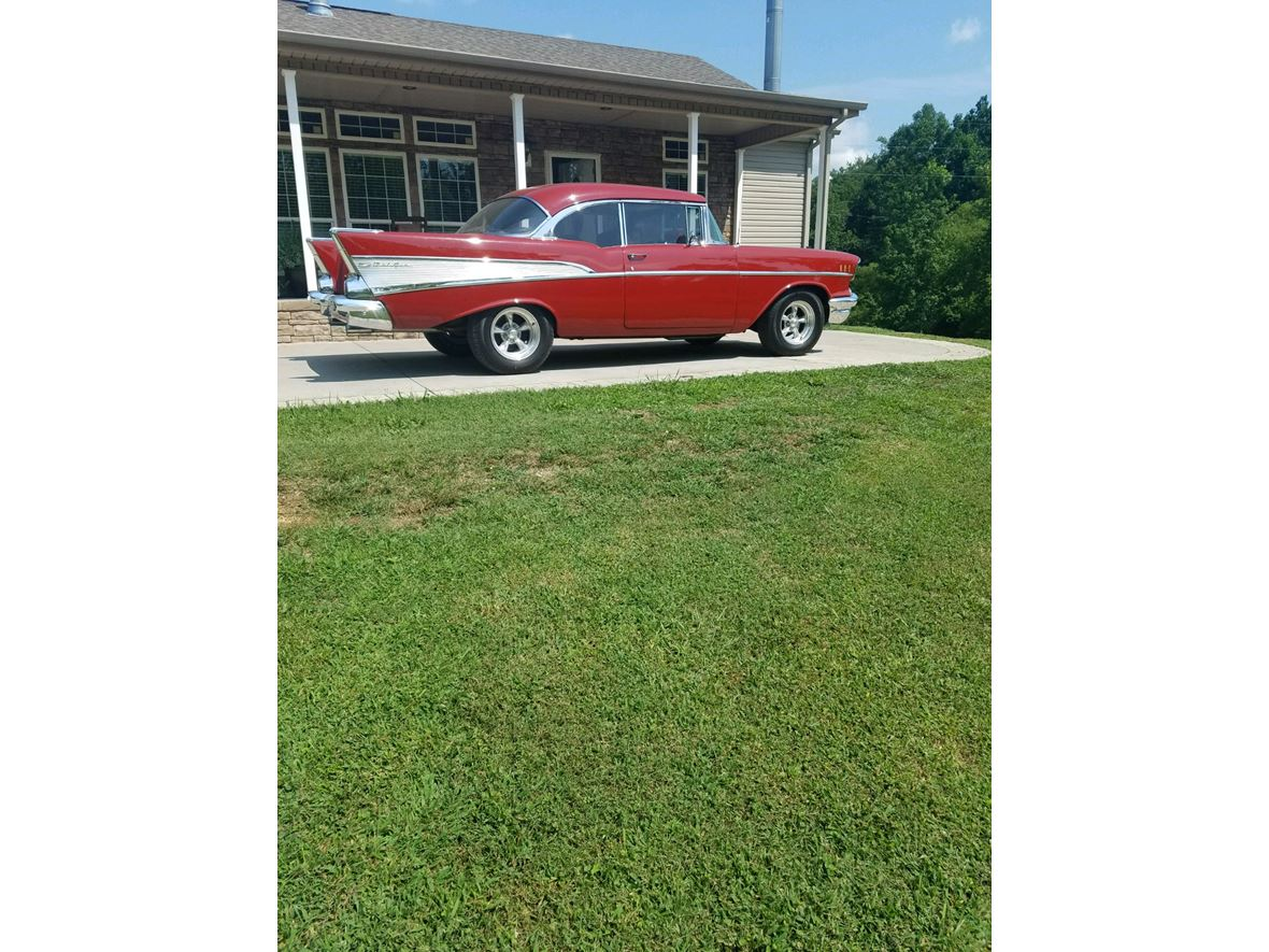 1957 Chevrolet Bel Air for sale by owner in Decatur