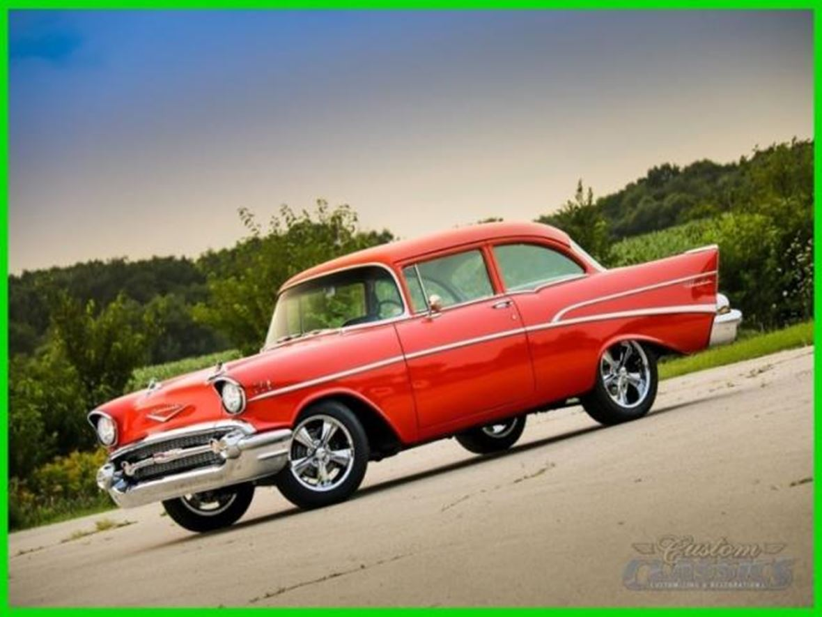 1957 Chevrolet Bel Air for sale by owner in Melbourne