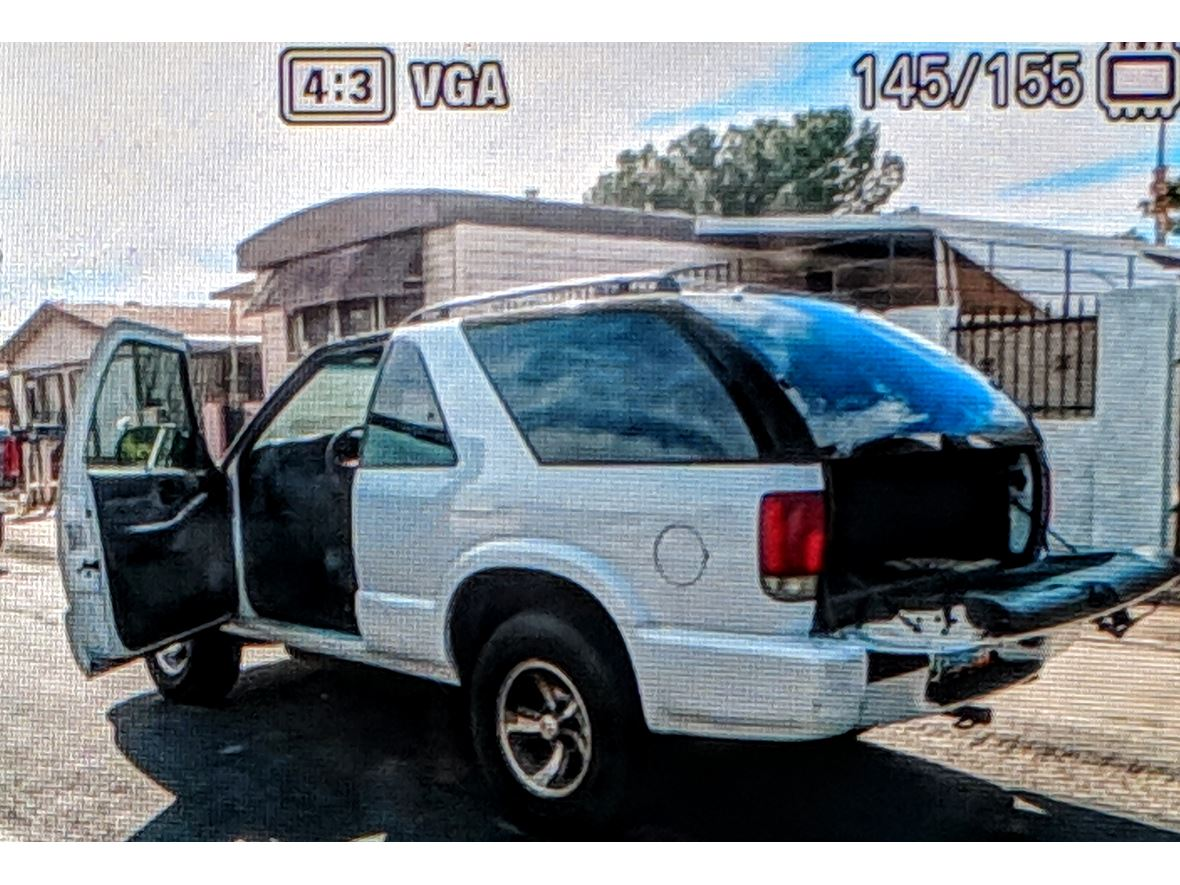 2002 Chevrolet Blazer for sale by owner in Las Vegas