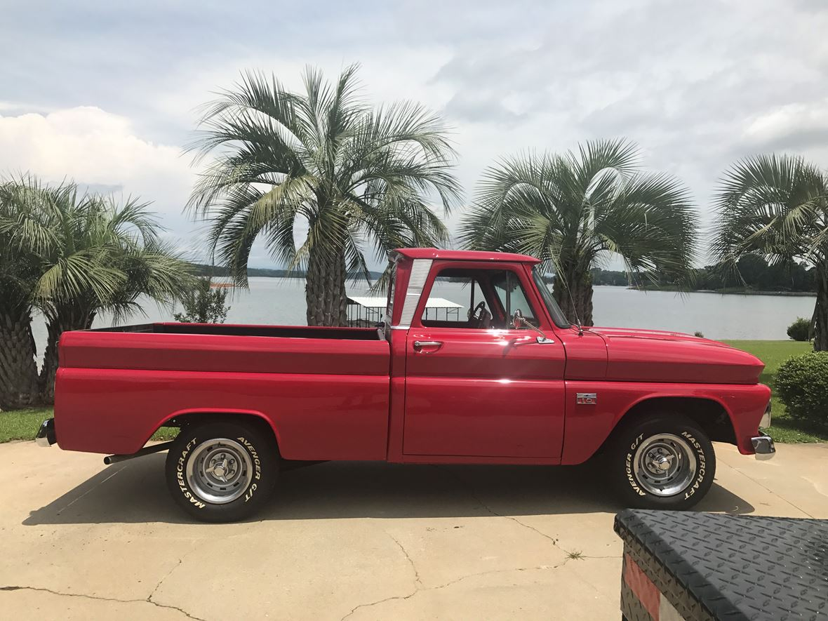 1966 Chevrolet C K 10 Series Antique Car Seneca Sc 29679 Pickup Truck For Sale By Owner In