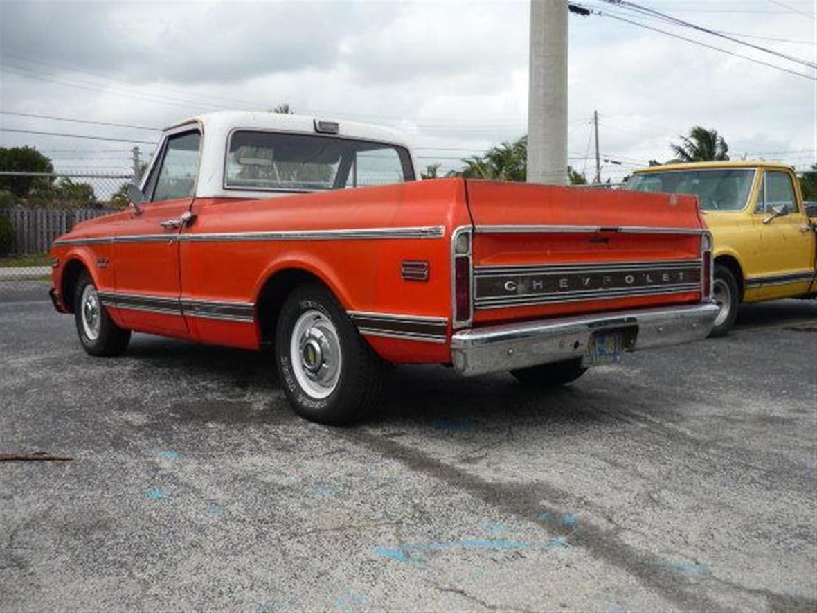 1970 Chevrolet C/K 10 Series for sale by owner in Nichols