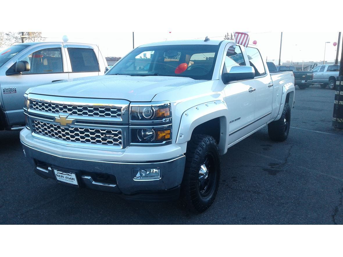 2014 Chevrolet C/K 1500 for sale by owner in Kennewick