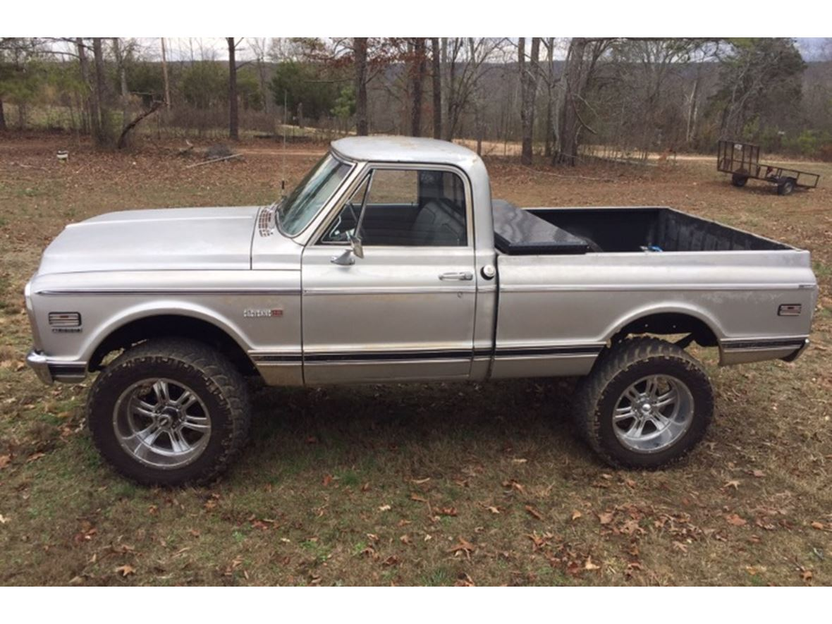 1971 Chevrolet C/K 20 Series for sale by owner in Summerville