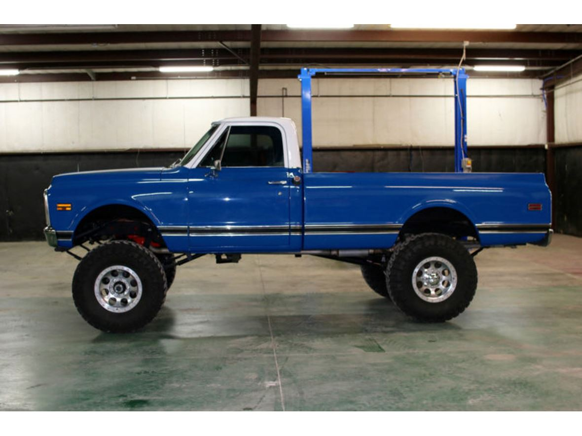 1972 Chevrolet C10 for sale by owner in Vacaville