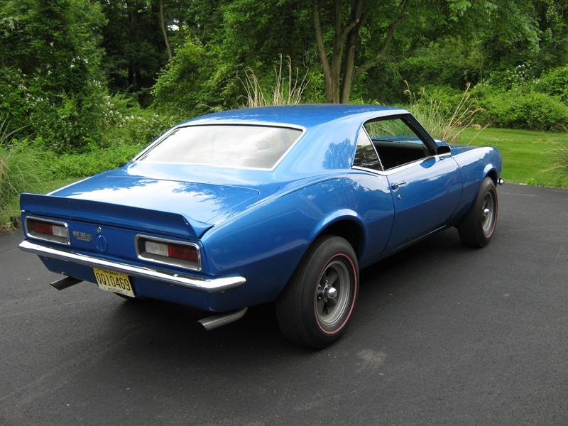 1968 Chevrolet Camaro - Antique Car - Wrightstown, NJ 08562