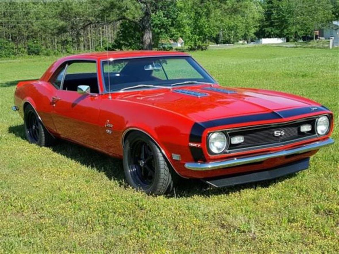1968 chevrolet camaro antique car saint cloud mn 56399. Black Bedroom Furniture Sets. Home Design Ideas