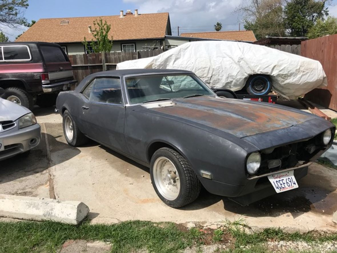 1968 Camaro Project For Sale >> 1968 Chevrolet Camaro For Sale By Owner In North Highlands Ca 95660 25 000