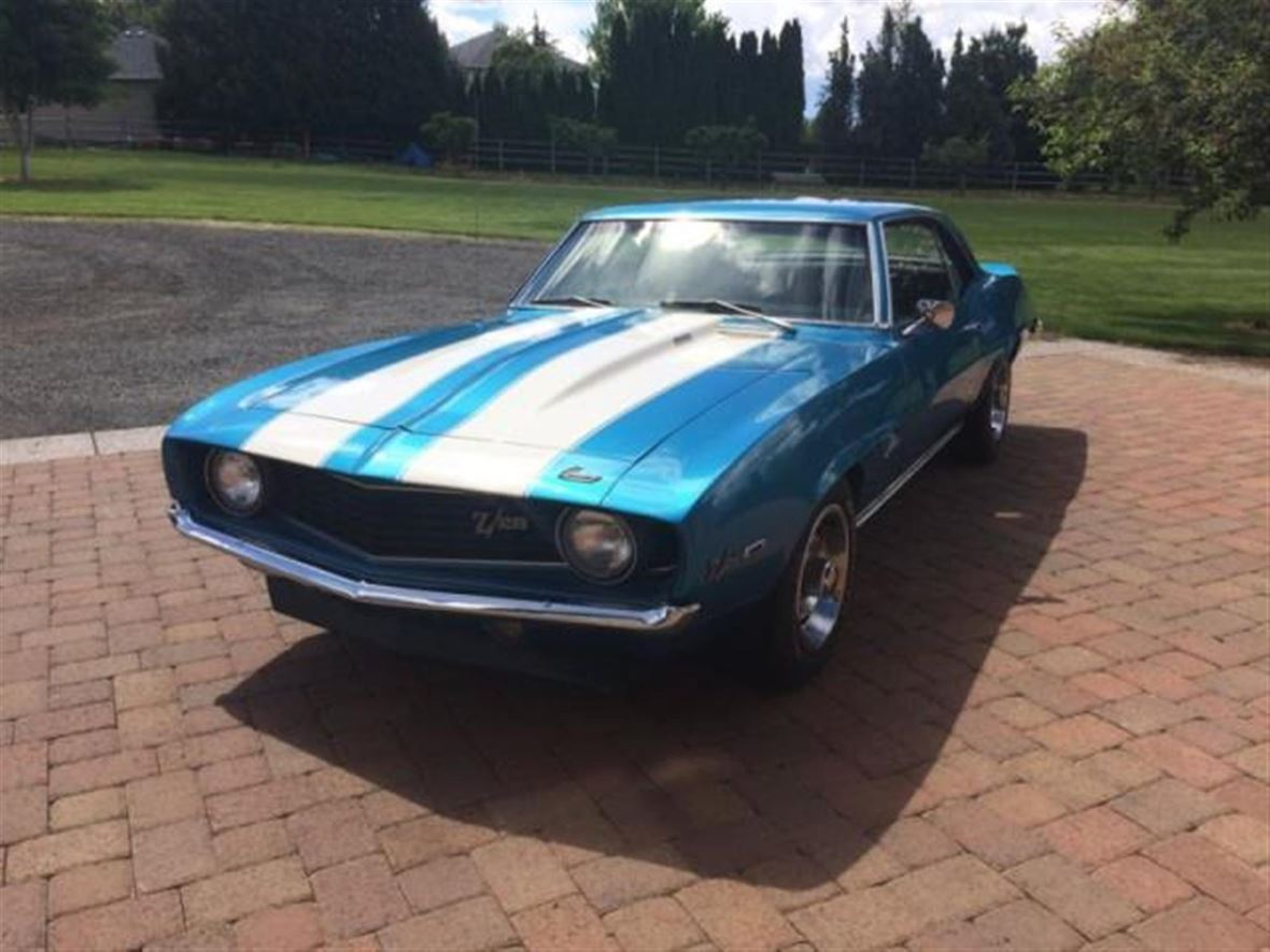1969 Chevrolet Camaro for sale by owner in Mabton