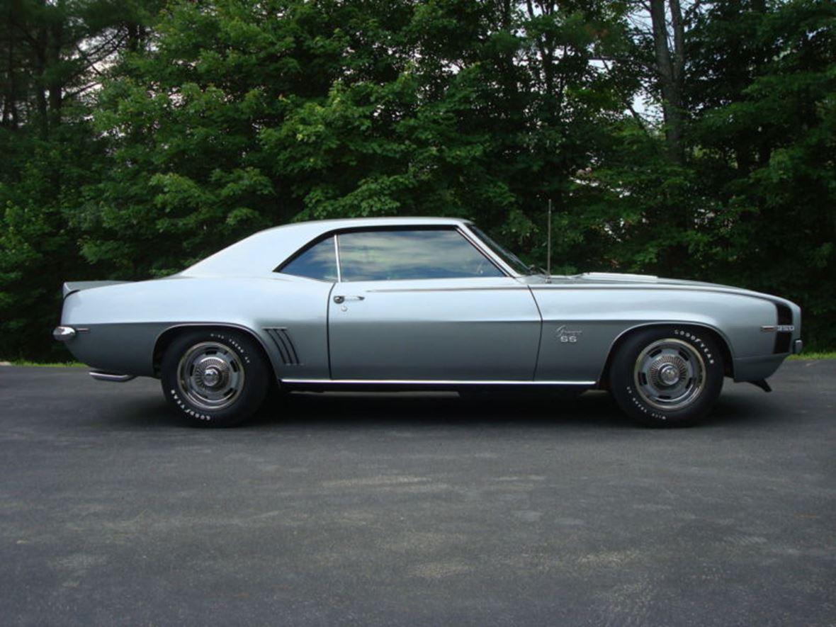 1969 chevrolet camaro antique car cutler me 04626. Black Bedroom Furniture Sets. Home Design Ideas