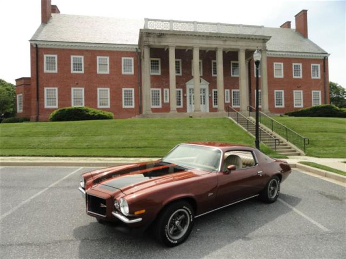 1971 Chevrolet Camaro for sale by owner in Catonsville
