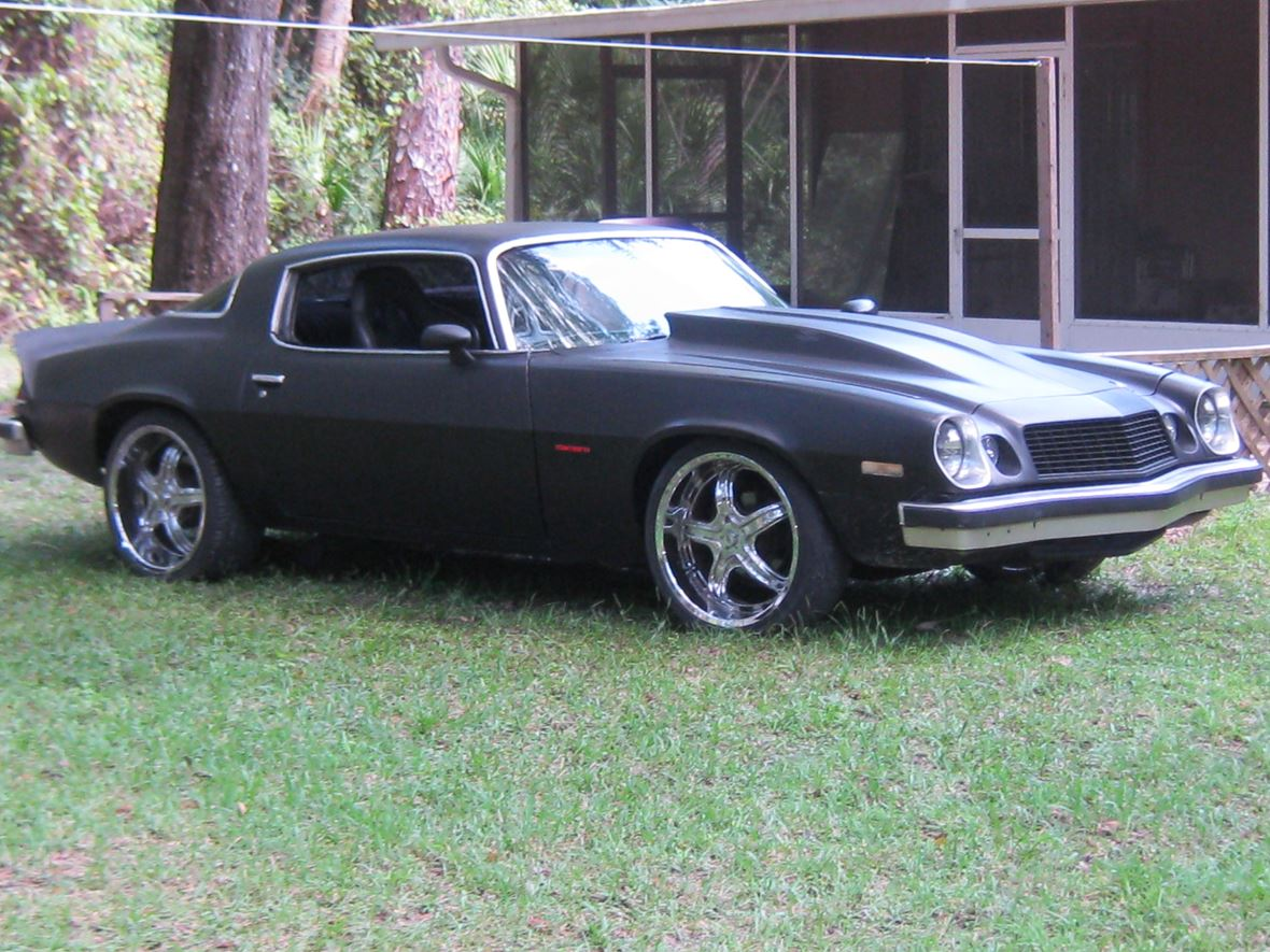 1975 Chevrolet Camaro for sale by owner in Inglis