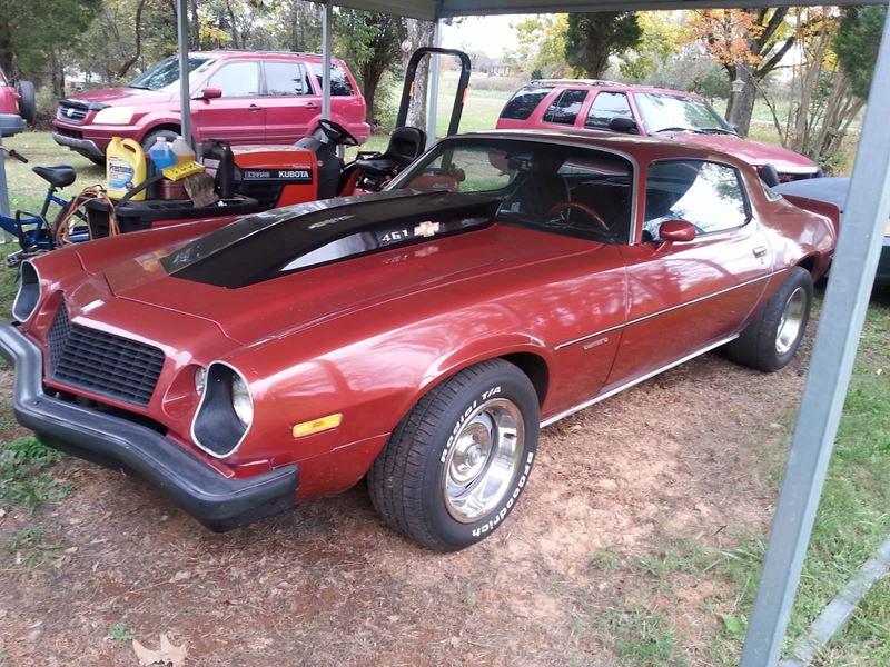 1976 Chevrolet Camaro - Classic Car - Mooresboro, NC 28114