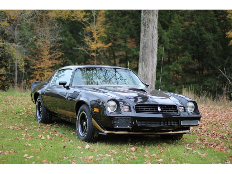 1979 Chevrolet Camaro for sale by owner in Burlington