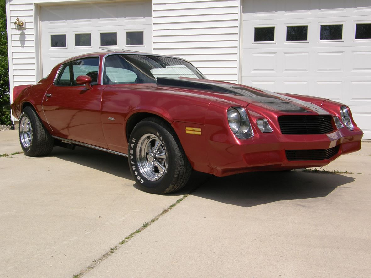 1980 Chevrolet camaro for sale by owner in Plymouth